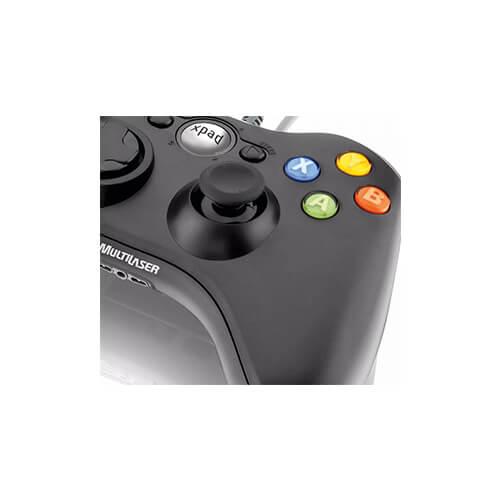 Joypad Xbox JS063 com fio Multilaser