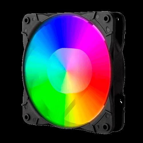 Kit Cooler Fan Redragon com 03 unidades RGB GC-F007