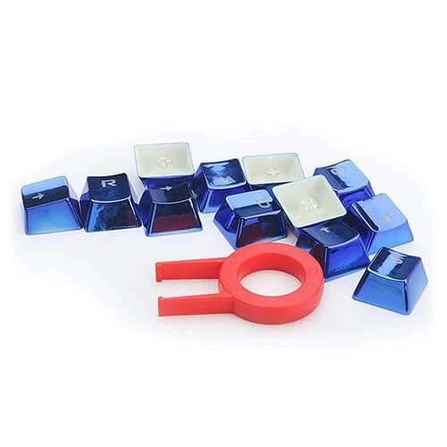 Kit de Reposição Redragon 12 Teclas A103B Blue