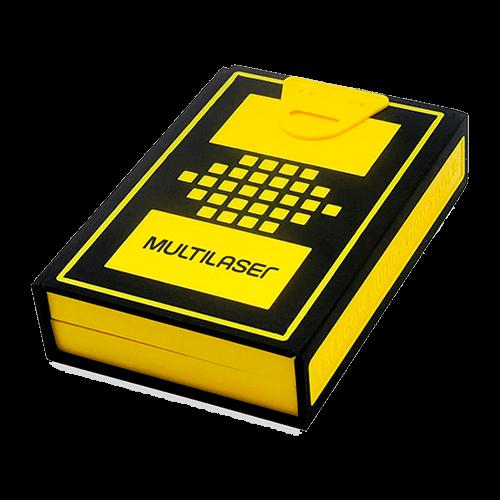 Kit Ferramentas Multilaser para reparo de dispositivos GA163