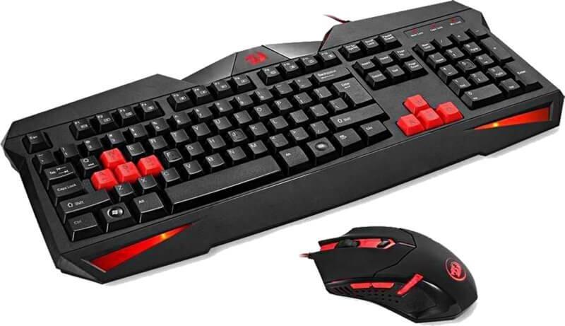 Kit Gamer Redragon S101 Teclado+Mouse
