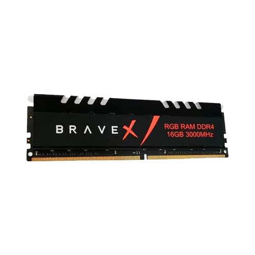 MEMORIA 16GB DDR4 3000MHZ RGB WINMEMORY BRAVEX