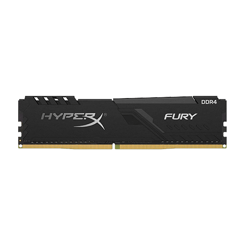 Memoria Gamer DDR4 8GB 2666Ghz HyperX Black