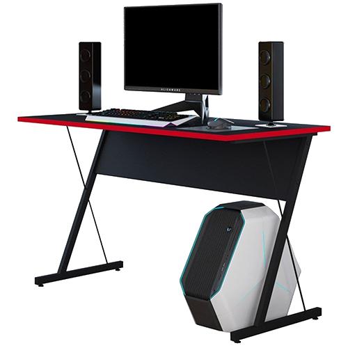 Mesa Gamer XGamer Datafor Preta 60x120x75