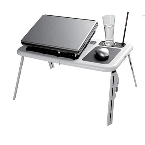 Mesa para notebook NT-Wit Branca Multivisão