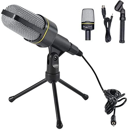 Microfone Mesa Condesador Tripe SF-920