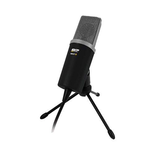 Microfone Mesa Profissional Sapodcast 100