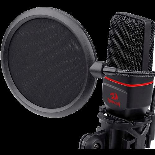Microfone Streamer Redragon GM100 Seyfert