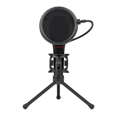 Microfone Streamer Redragon GM200 Quasar
