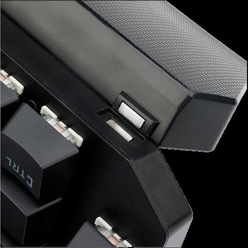 Mini Teclado Gamer Redragon Mecânico IDA K583RGB Switch Blue