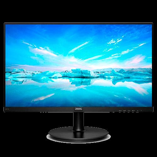 Monitor 21,5 PHILIPS HDMI 221V8 Bordas Ultrafinas