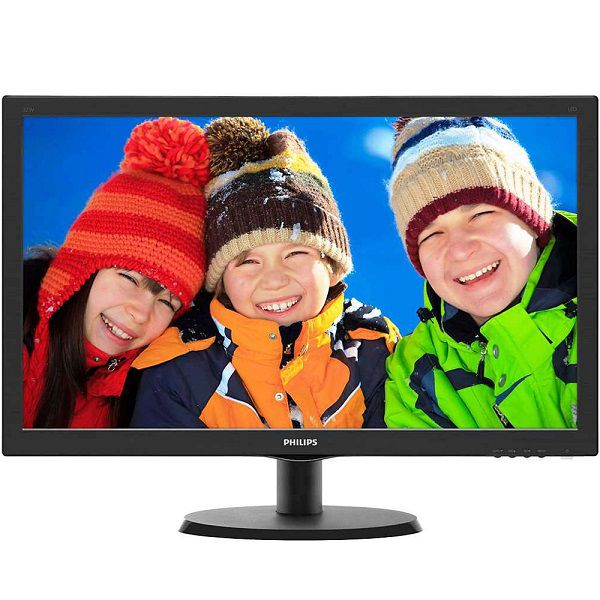 Monitor 21,5 Philips HDMI 223V5LHSB2