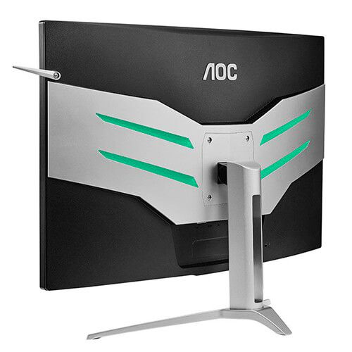 "Monitor Gamer 32"" 144hz AOC Curvo AG322FCX"