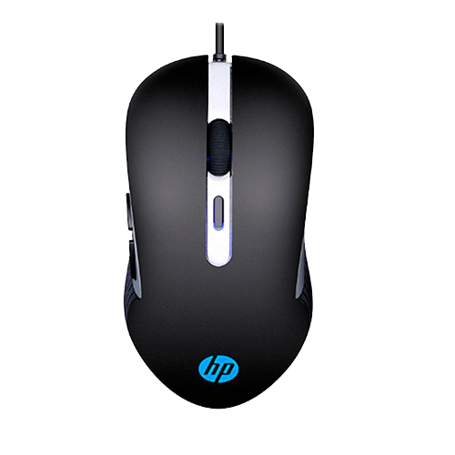 Mouse Gamer Hp G210 2400Dpi Led Preto