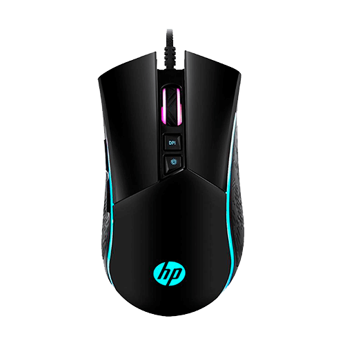 Mouse Gamer Hp M220 4800Dpi 7Botoes