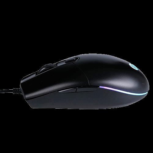 Mouse Gamer HP M260 6400Dpi Rgb Preto
