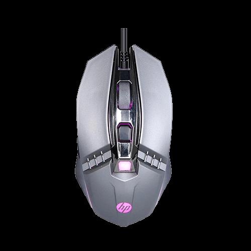 Mouse Gamer HP M270 2400Dpi Led Chumbo