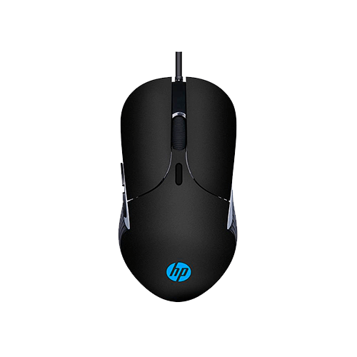 Mouse Gamer HP M280 2400Dpi Rgb Preto
