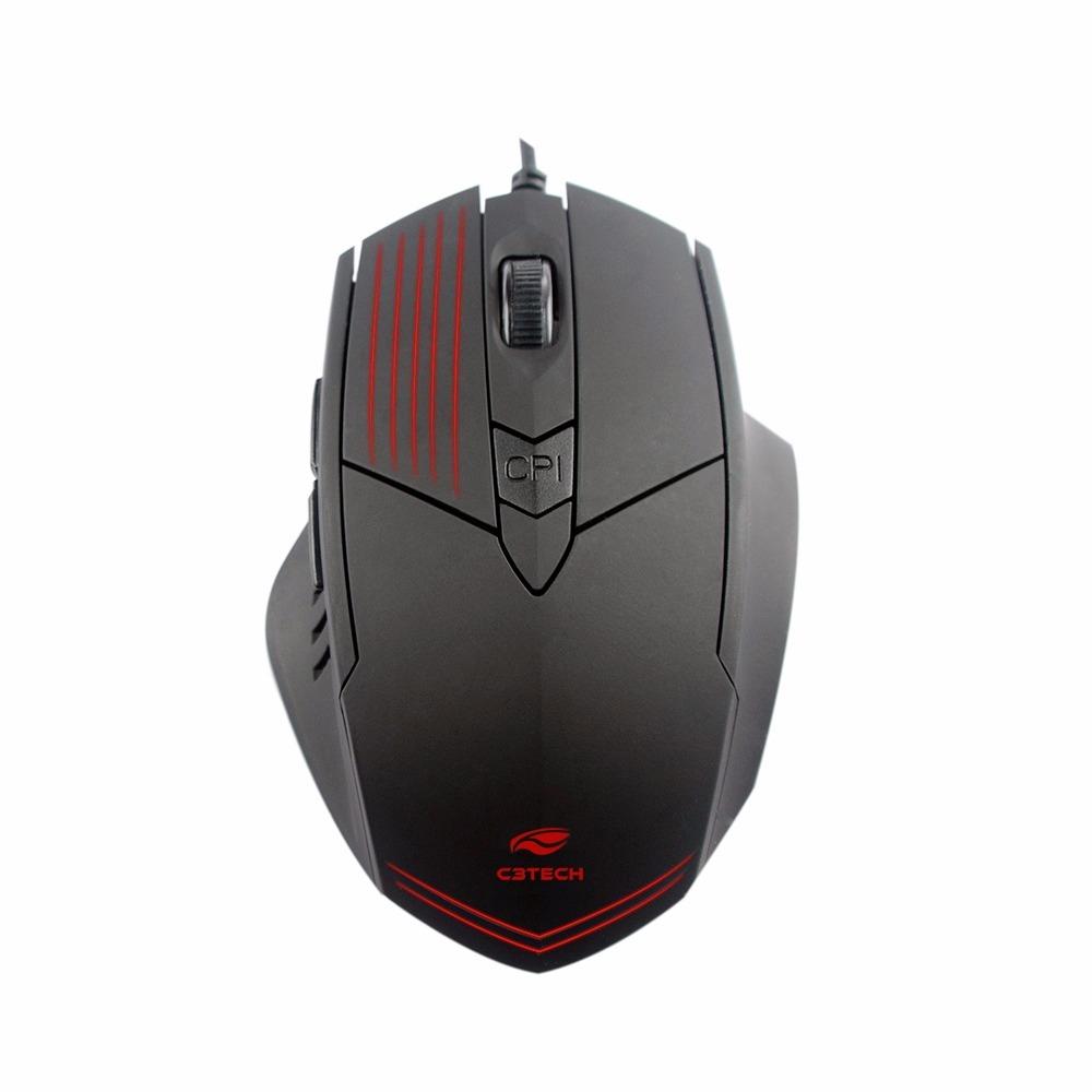 Mouse Gamer MG-10K C3Tech