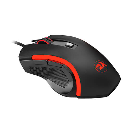 Mouse Gamer Redragon M606 Nothosaur 3200DPi