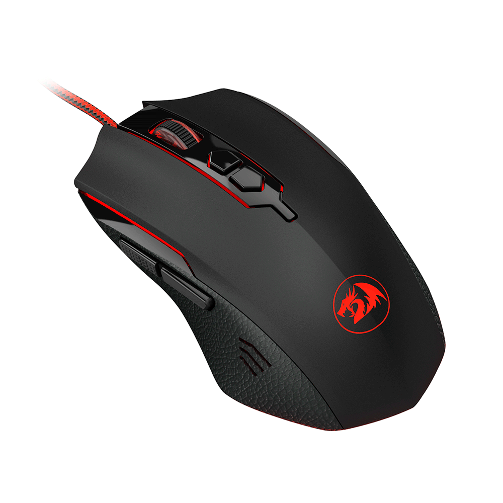 Mouse Gamer Redragon M716A Inquisitor