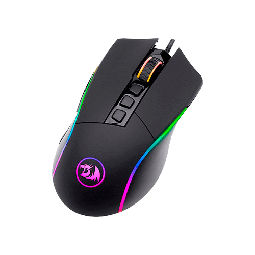 Mouse Gamer Redragon M721-Pro Lonewolf 2