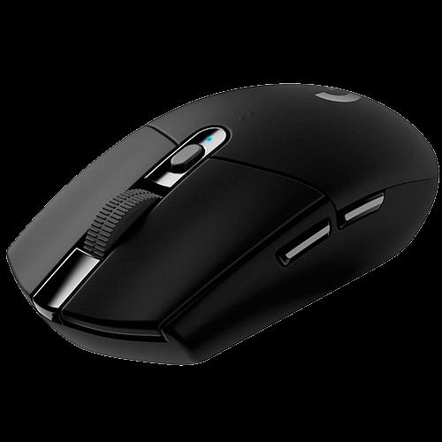 Mouse Gamer sem fio LOGITECH G305 LIGHSPEED  12000DPi