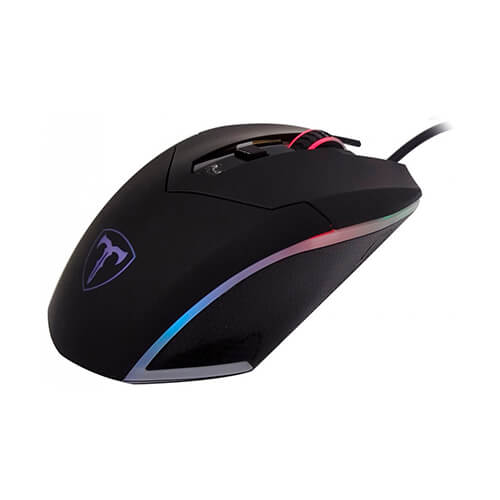 Mouse Gamer T-Dagger TGM107 RGB Lance Corporal 3200DPi