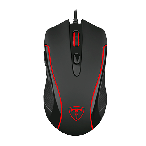 Mouse Gamer T-DAGGER TGM-106 Private 3200DPi