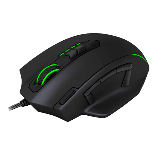 Mouse Gamer T-DAGGER TGM-303 Major 11botões 8000DPi