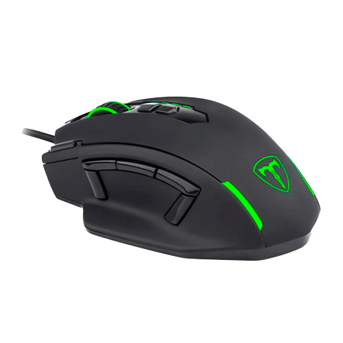 Mouse Gamer T-DAGGER TGM-303 Major 11botões 8000DPi