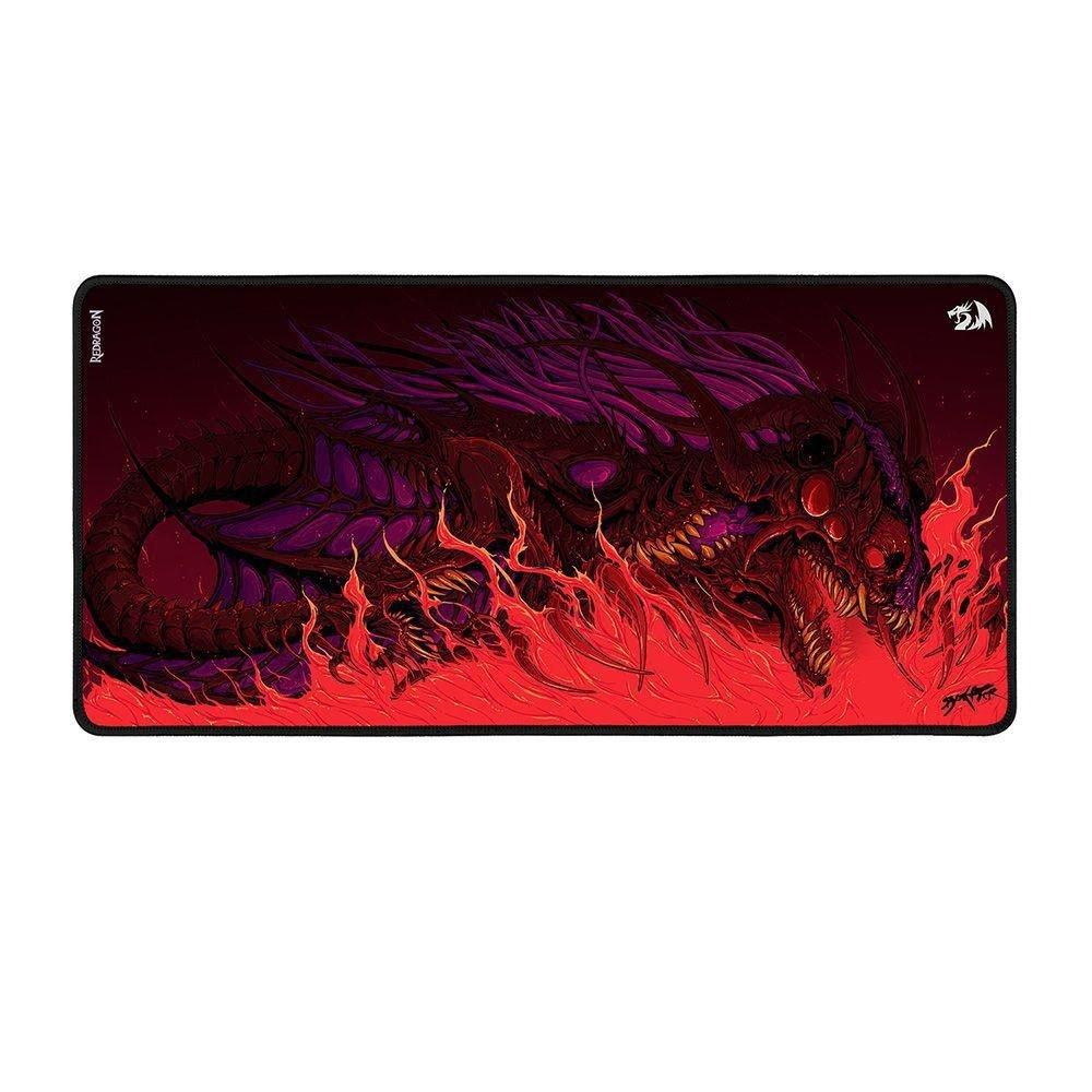 Mouse Pad Gamer Redragon ID006 Infernal Dragon