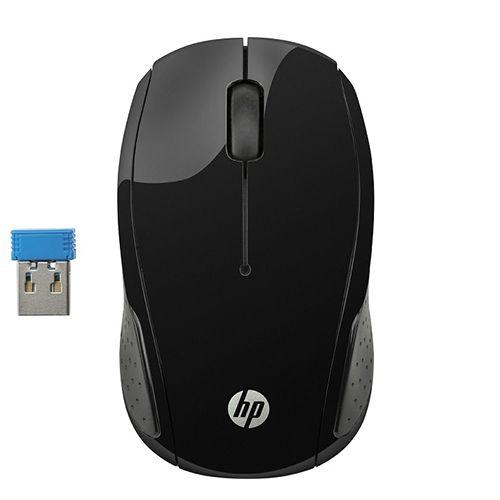 Mouse Sem Fio HP X200 Oman Preto