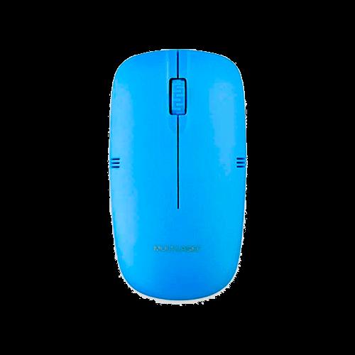 Mouse sem Fio MO288 Azul Multilaser