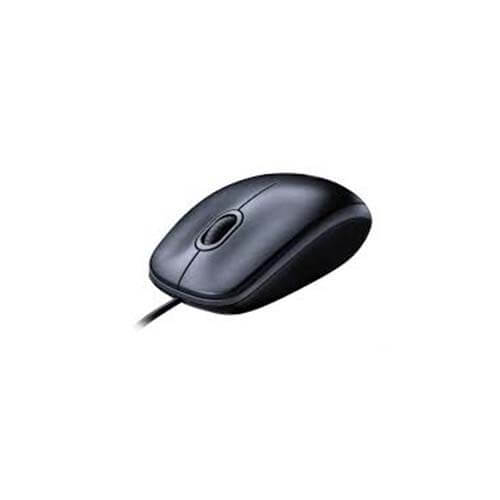 Mouse USB Logitech M090 Preto