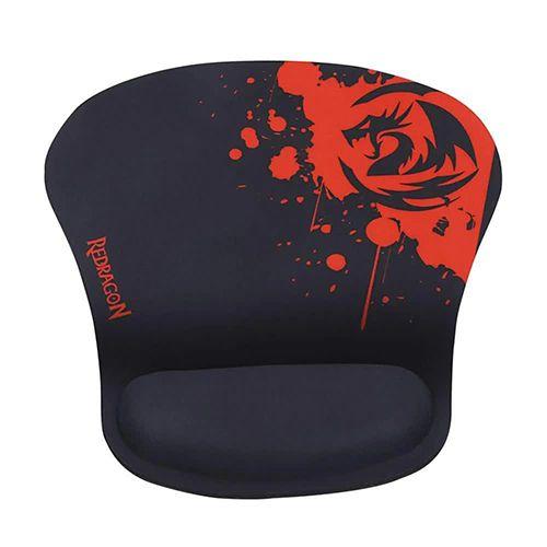 Mousepad Gamer com apoio pulso P20 Libra Redragon