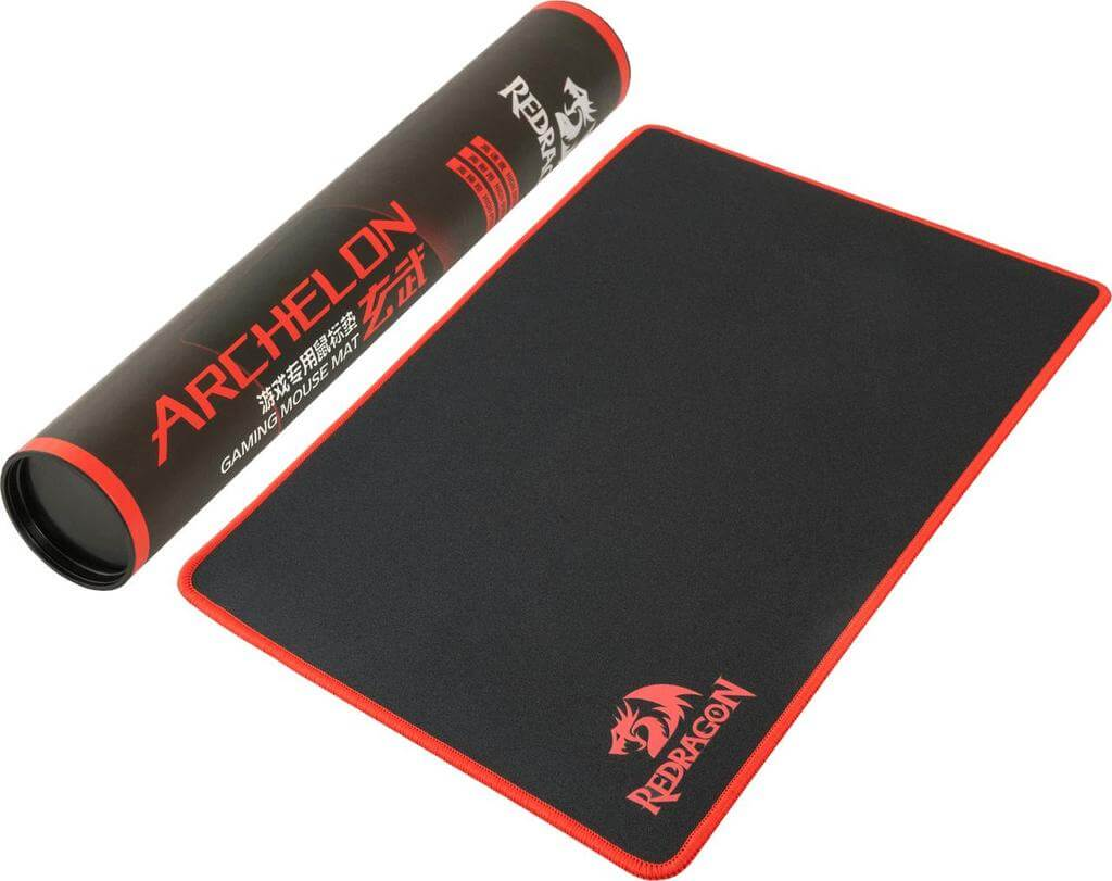 Mousepad Gamer Redragon Grande (400x300mm) P002 Archelon