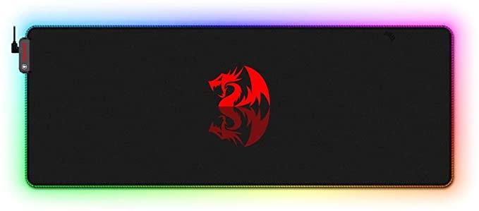 Mousepad Gamer Redragon P027 RGB Extendido