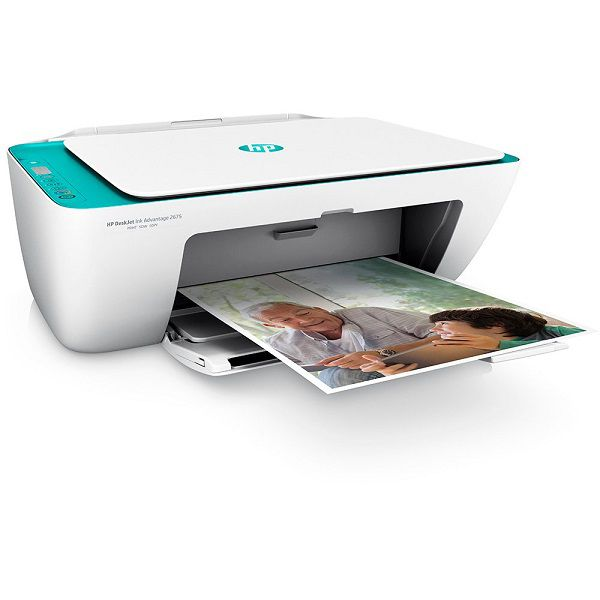 Multifuncional Jato de Tinta Colorida HP 2676 Wireless