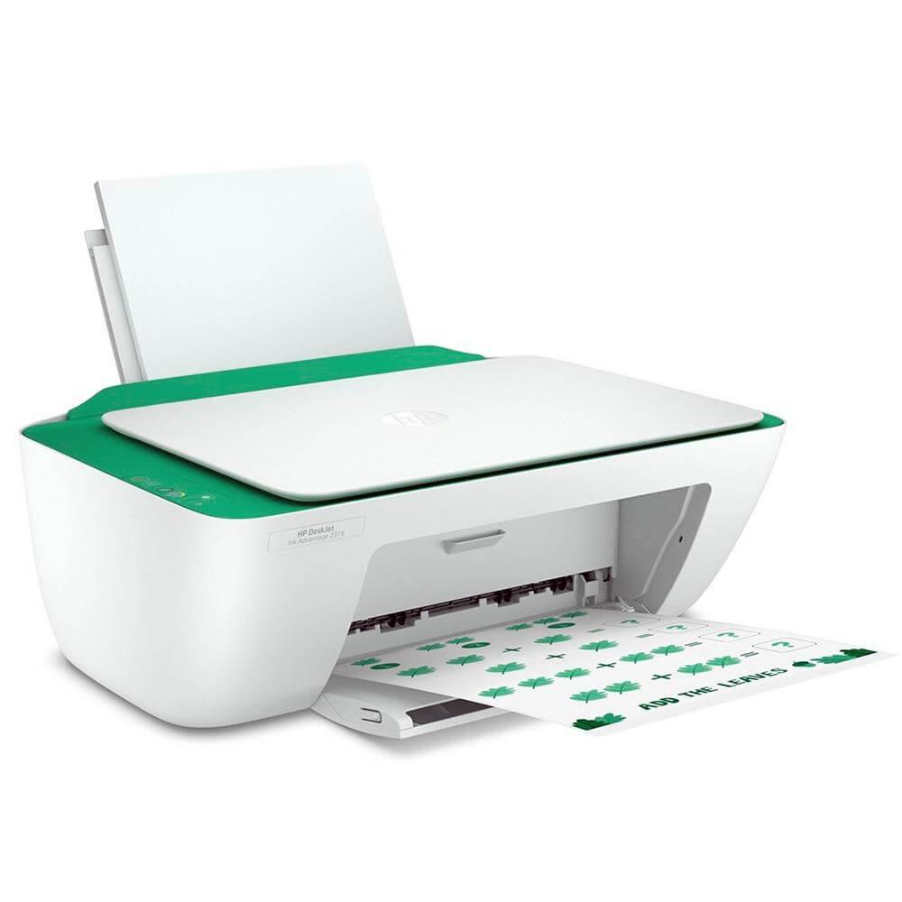 Multifuncional HP Deskjet 2376 Colorida