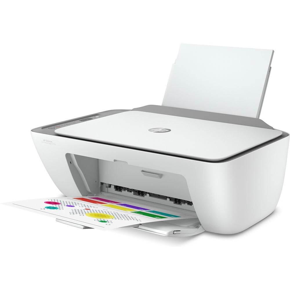 Multifuncional Jato de Tinta Colorida HP 2776 Wireless