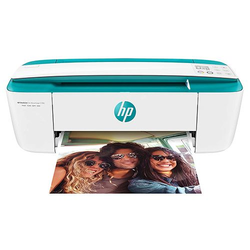Multifuncional Jato de Tinta Colorida HP 3786 Wireless AIO Verde