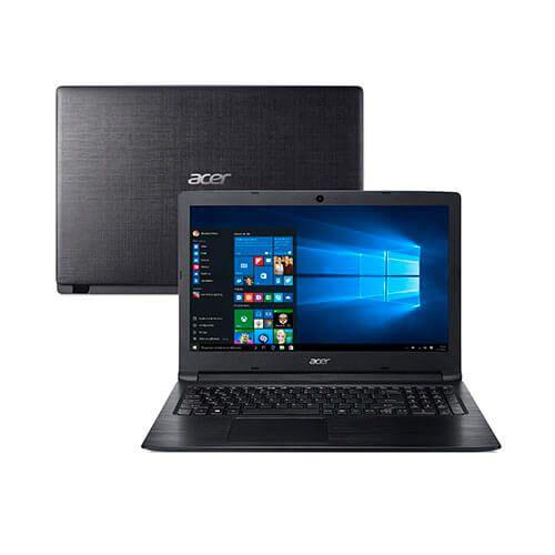 Notebook Acer Intel Core i5 7200U 8GB 1TB Win10