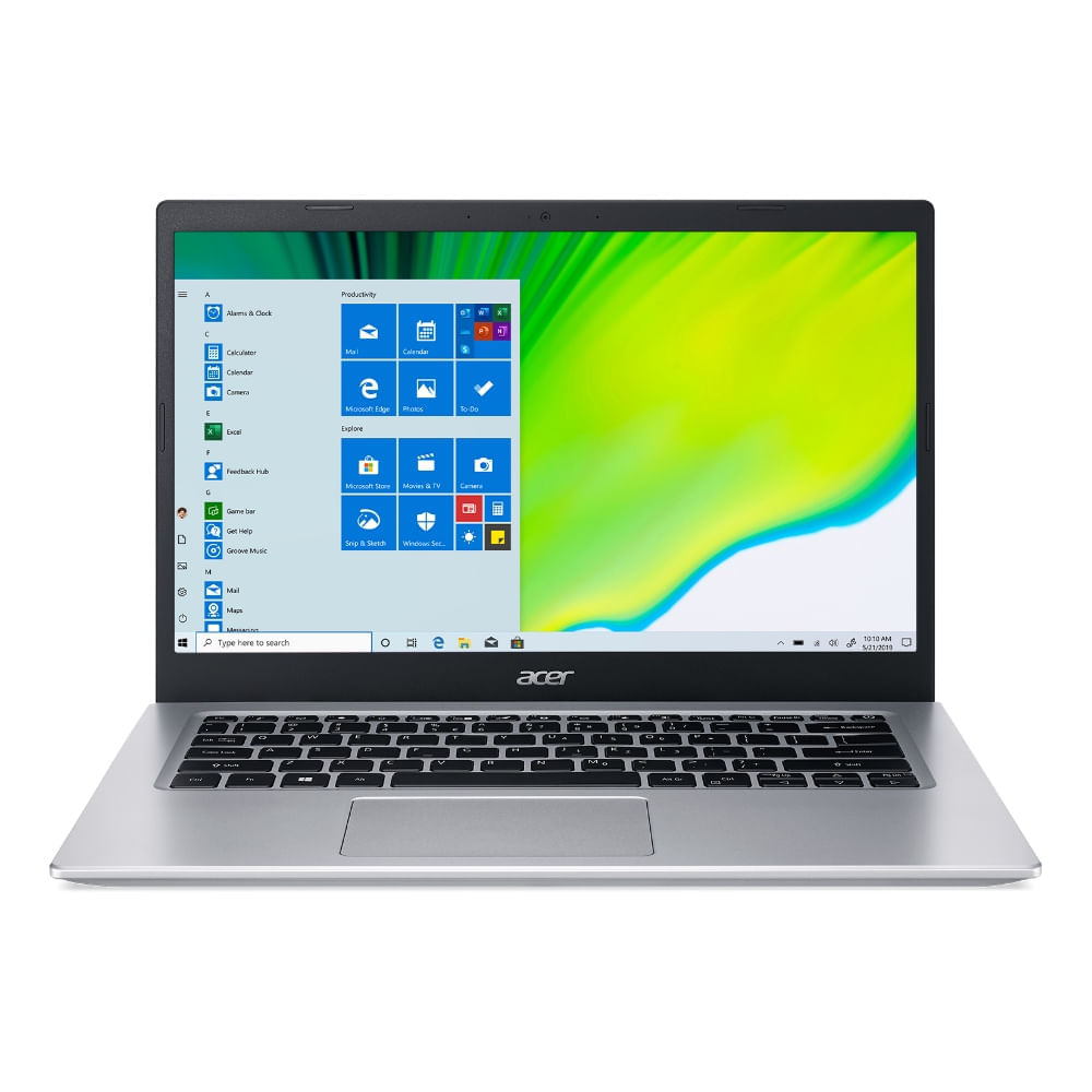 Notebook Acer Intel Core i3 8GB 512SSD 14