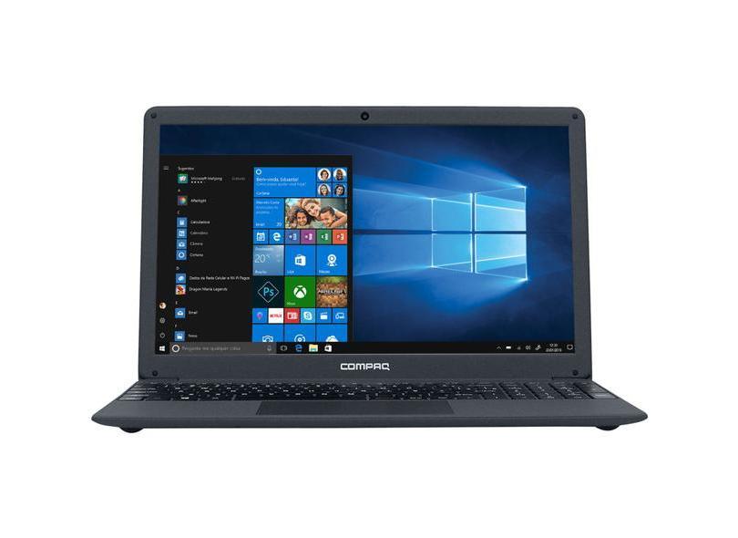 "Notebook Compaq CQ29 Intel Core i5-5257U, 8GB RAM - 480GB SSD,Tela 15,6"" PC812 Windows 10 Home"