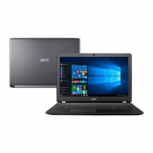 Notebook Intel Core i5 Acer 8GB, 1TB, Tela 15,6
