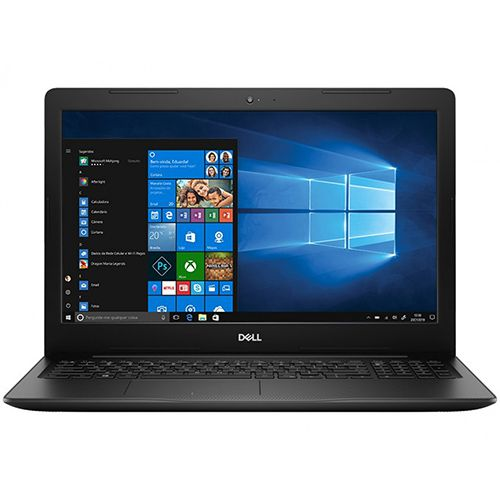 "Notebook Intel i7 Dell 8GB 2TB Tela 15.6"" Placa de video 2GB Windows10"