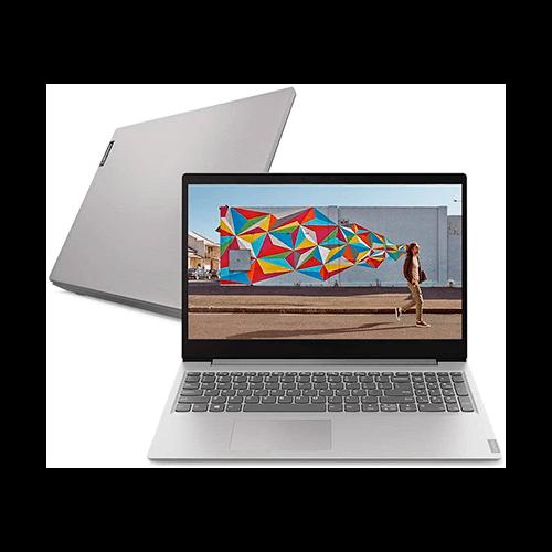 Notebook Lenovo Celeron Ultrafino S145 4GB ram HD500gb Linux Tela 15,6