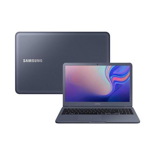 Notebook Samsung Essentials E20 Intel® Dual-Core, Windows 10 Home, 4GB, 500GB, 15.6''