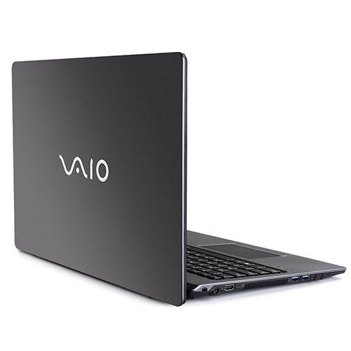 "Notebook Vaio Intel Core i3 4GB 1TB 4GB Tela 15,6"" Windows 10"